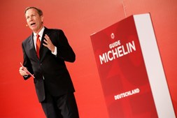 Diretor do Guia Michelin, Michael Ellis