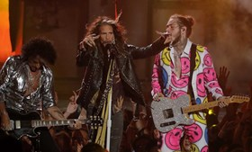 Post Malone nos MTV Video Music Awards