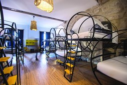 The House of Sandeman Hostel & Suites, em Vila Nova de Gaia