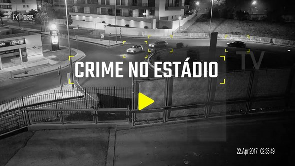 Crime no estádio