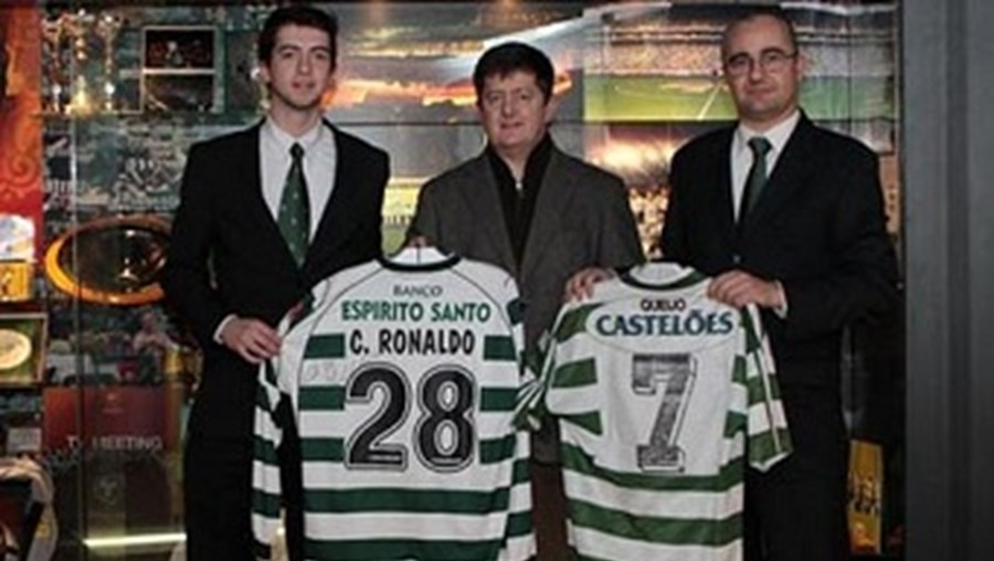 Sporting, C.Ronaldo, Figo, Museu do Sporting
