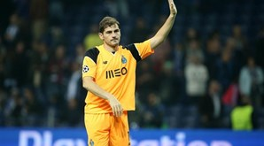 Casillas, FC Porto, guarda-redes