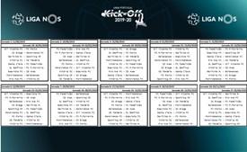 Liga Calendario.Benfica Fc Porto Joga Se A 25 De Agosto Sporting Fc Porto Na 15ª