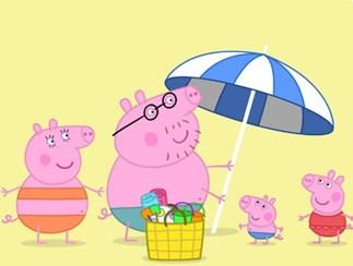 Os Seus Filhos São Fãs Da Série Infantil Peppa Pig Fique