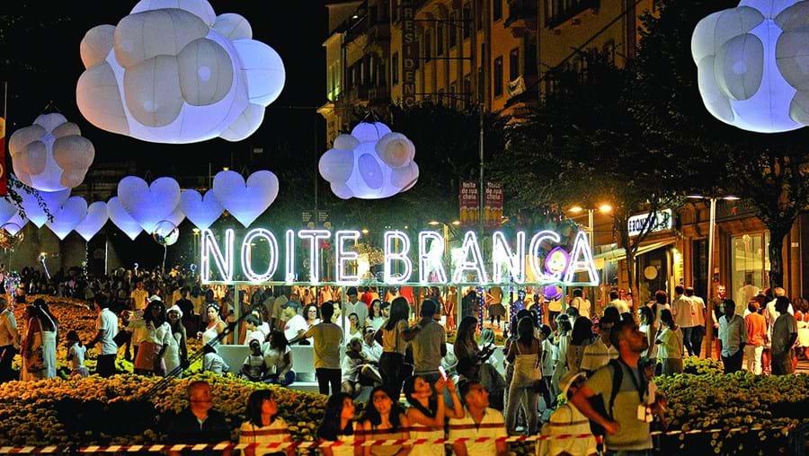 Setembro terá um início de grande animação, durante três dias, com mais uma edição da Noite Branca de Braga