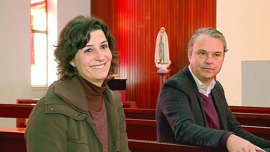 Rosalia et Gastão